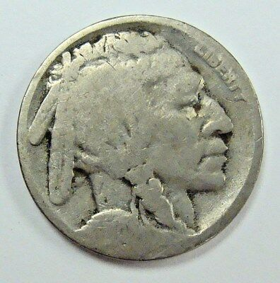 1920 S Better Date Buffalo Nickel, Bargain Collector Coin, Free Shipping