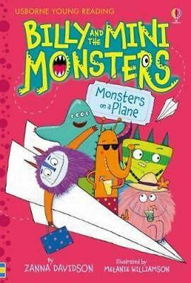 NEW Monsters On A Plane : Billy and the Mini Monsters By Zanna Davidson Hardcove