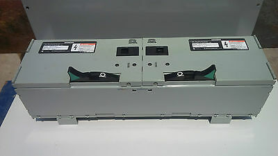 """Siemens VK23622J 60 amp fusable 3 pole 600 volt Panel board switch """"used"""""""