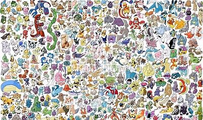 Custom Yugioh Playmat Play Mat Large Mouse Pad Pokemon All #472