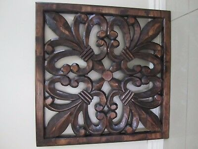 timber wall hanging