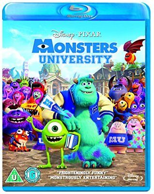 Monsters University [Blu-ray] [Region Free] -  CD 0YVG The Fast Free Shipping