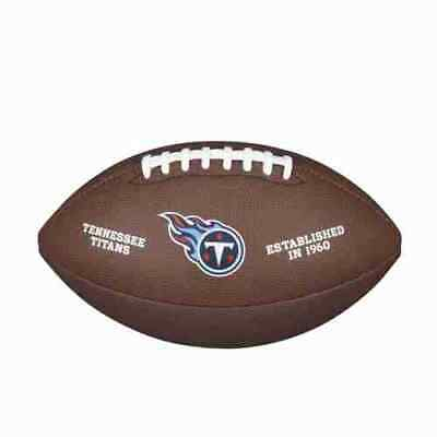 F1748 Official Size Football Tennessee Titans