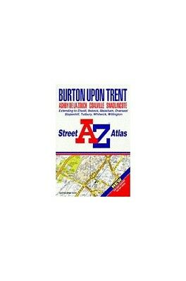 A. to Z. Street Atlas of Burton-upon-Trent ... by Geographers' A-Z Map Paperback
