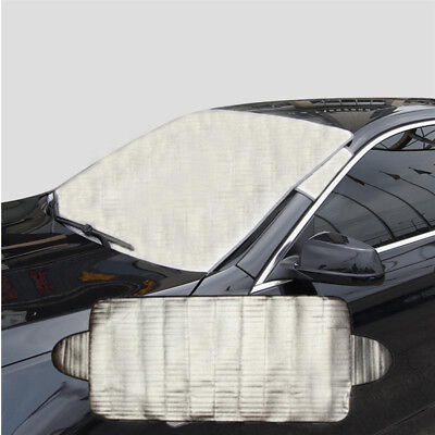 Car Windshield Front Glass Sun Shade Cover Snow Frost Dust Protector 192 x 70cm