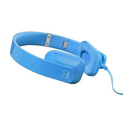 ... Cuffia headset originale NOKIA Monster Purity WH-930 Azzurro In Bulk  Senza Filo 2 dcb65f3fef18