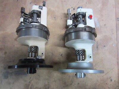 35Mm Projector Century Type Used Intermittents,2 Pieces