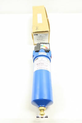 Parker HN15L-4CG Coalescing Hsg W/ Diff Press Gauge 500psi 3/8in Npt