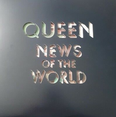 Queen News Of The World Vinyl LP Picture Disc New & Sealed 1977 Only Worldwide