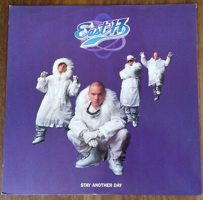 """EAST 17 - Stay Another Day (12"""" Vinyl)"""