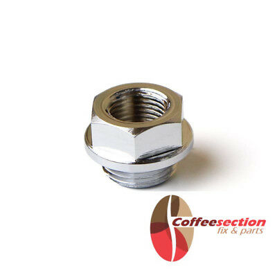 La Pavoni - EUROPICCOLA, Pressure Gauge Nut, 11mm, ADAPTER, 349045