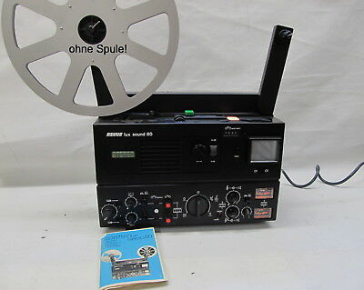360 Meter Stereo S8 FILMPROJEKTOR LUX SOUND 80 STEREO Baugleich m. Chinon 1200SS