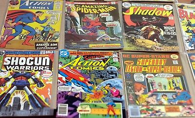 Old Comic Books for Sale - 70's, 80's and some 60's