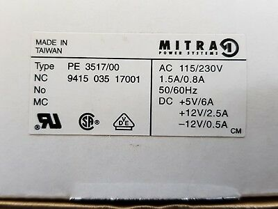 Mitra Power Systems PE 3517/00