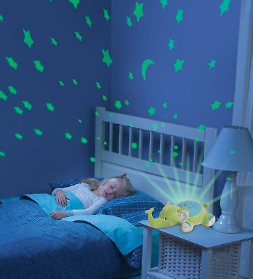 Baby sleep soother musical night light projector infant nursery baby soother musical toys animal fun night light crib nursery ceiling projector mozeypictures