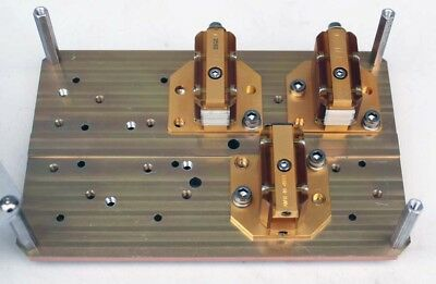 Lot 3 Micro Channel Laser Diode Stack Vertical Multi Bar Water-Cooled
