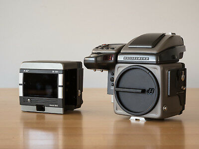 Hasselblad H1, 80mm Lens & Phase One P45+ Digital Back Kit