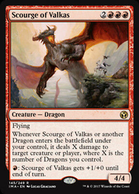 Scourge of Valkas - MTG Iconic Masters - NEW