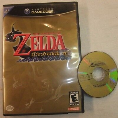 Legend of Zelda: The Wind Waker (Nintendo GameCube, 2003) Missing manual