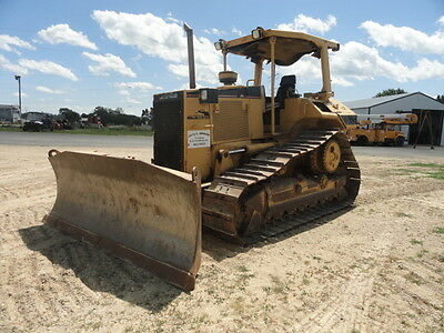 1998 Cat D6M crawler dozer  tractor 8500 hours nice condition company retired