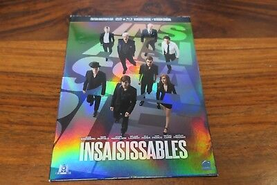 Insaisissables   -- Blu Ray + Dvd