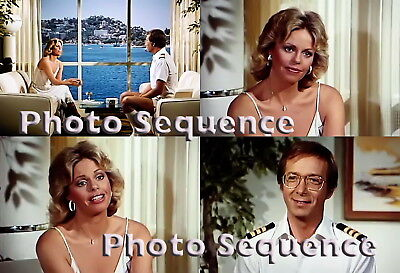THE LOVE BOAT Toni Tennille Bernie Kopell PHOTO Sequence #02