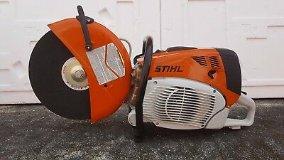 "STIHL TS 700 Cutquik 14"" Professional Gas Powered Concrete Saw W/ Disk Brand New"