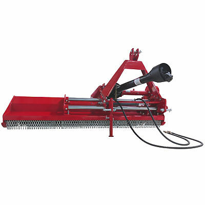 "Titan 72"" 3-Point Flail Mower with Hydraulic Side Shift"