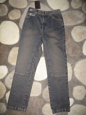 New Nwt Chevignon Boys Jeans Sz 12 Slim ? Euro Boutique Made In France