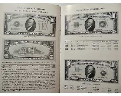 1965 A Guide Book Of Modern United States Currency Neil Shafer Paper Money