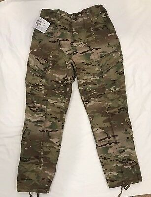 Multicam Pants/Trousers Medium Regular USGI FRACU ACU OCP Army Fire Resistant FR
