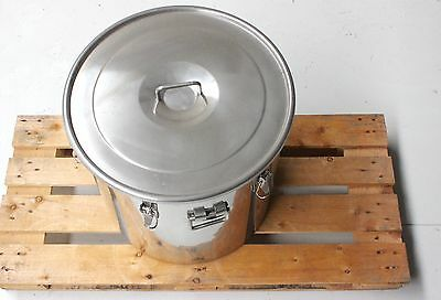 Stainless Steel Brewery Barrel 95L
