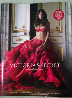 Victoria's Secret Catalog Christmas Dreams and Fantasies 2008 Vol. 1