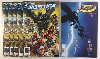 Justice League Exclusive IMAX AMC Comic Book. No Reserve HOT Limited