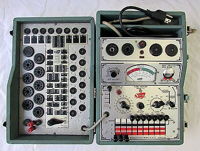 SECO 107 tube tester mutual conductance ideal for valve matching