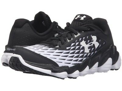 NEW Under Armour Boy's UA BPS Spine Disrupt Athletic Shoes Sneakers Size 2Y,3Y