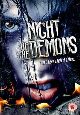 Night of The Demons [DVD] - DVD  52VG The Cheap Fast Free Post
