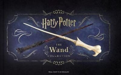 Harry Potter The Wand Collection 9781785657436 (Hardback, 2017)