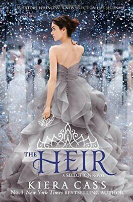 The Heir (The Selection) by Cass, Kiera Book The Fast Free Shipping