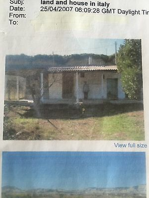 Building Land Plot For Sale In Italy