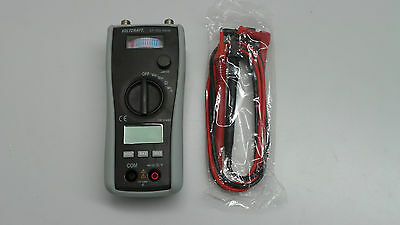 Digital-Multimeter mit Sat-Finder ST-100 DMM CAT III 600 V