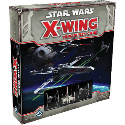 Star Wars - X-Wing Miniatures Game - Core Set NEW Fantasy Flight Games