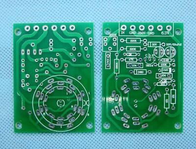 2pc magic eye VU meter indicator pcb for Vakuumröhre EM80 6E2 EM87 EM81 EM84