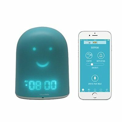 Blue REMI - Baby monitor, sleep trainer, nightlight, bluetooth speaker
