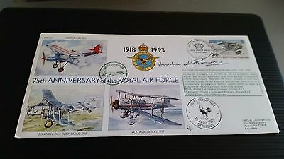 British Indian Ocean Territory 1993 Sg 137 75Th Of Royal Air For First Day Cover