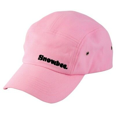 Snowbee Fishing Cap - Ladies Girls Pink Baseball Style - One Size Fits All - New