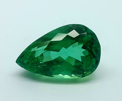 Natural Green Kunzite (Hiddenite) 26.50 Carats Afghanistan Origin