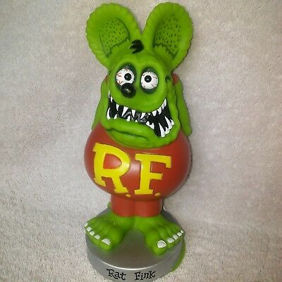 Rat Fink Wacky Wobbler With Origanal Box  -  By Funko Inc.