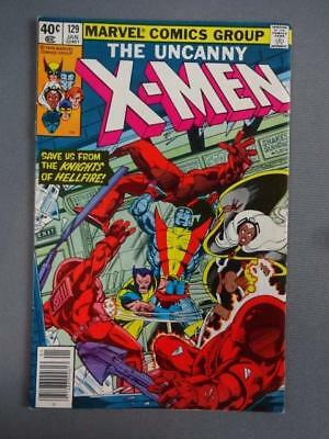 Uncanny X-Men #129 First Appearance Kitty Pryde Emma Frost Hellfire Club Marvel