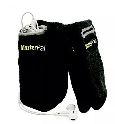 MasterPal Cotton Sports Armband: Absorbent Cotton Running Armband
